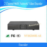 Dahua 2 Channel 960h Network Video Encoder (NVS0204HE-AS)