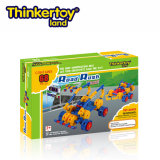 Thinkertoy Land Scientific Construction Blocks Educational Toy Car Series Road Rush
