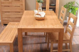 Solid Wooden Dining Table Living Room Furniture (M-X2905)