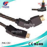 360 Degree Rotatable HDMI Cable for 1.4V (pH6-1202)
