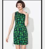 OEM Plus Size Fashion Europen Style Office Ladies Bodycon Dress