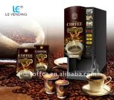 Hot Selling Automatic Tea/ Coffee/Beverage Vending Machine F303