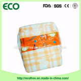 Wholesale Super Absorption Colored Disposable Baby Diaper in Bulk