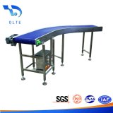 Flat Belt Stainless Steel Conveyor for Food with Variable Speed