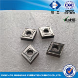 100% Virgin Material Cemented Carbide Indexable Inserts (CNMG)