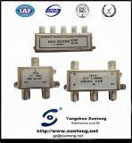 Hot Sale Splitter 4 Way 5-2400MHz RF Splitter