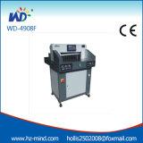 Professional Manufacturer (WD-4908F) 80mm Program-Control Paper Cutting Machine