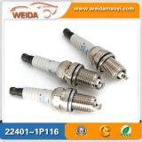 Genuine OEM 22401-1p116 for Infiniti Car Spark Plug