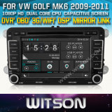 Witson DVD Radio for Volkswagen Series (New Version) (W2-D8240V)