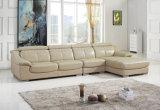 Hottest New Design Black Modern Leather Sofa Furniture L. P2806