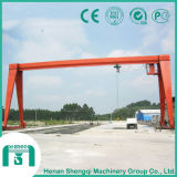 Construction Machinery Ganrty Crane Mh Type Single Girder Gantry Crane