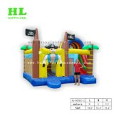 Pirate Ship Theme Inflatable Combo for Kids