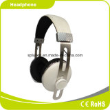 2016 New Style Siliver Flexible Headphone