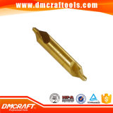 DIN333 Type a Titanium Coated HSS Center Drill Bit