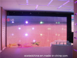 LED Strip / LED Mesh / LED Curtain Display / LED Video Curtain for Stage Lighting DJ, Bar, Events