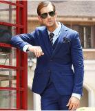 Made to Measure Slim Fit Fashion Men Blue Suit