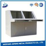 OEM Sheet Metal Stamping Brushed Electric Distribution Cabinet for Industrial Hardware