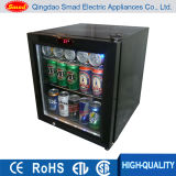 Glass Front Mini Refrigerators, Beer Refrigerator Showcase