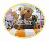 Cheer Amusement Mechanical Revolving Bear CH-II100208c