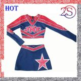 High Quality Cheerleading Uniforms Custom Dance Uniforms Long Sleeve