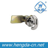 Keyless Knob Cam Lock with Small Handle (YH9752)
