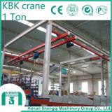 Industrial Flexible Portable Small Crane 1 Ton