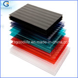 90% Light Transmission Light Weight Transparent Polycarbonate Glass Sheet