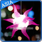 Portable Mobile Inflatable Sun Flower Lighting Stars