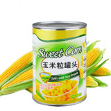 Vegetable Canned Sweet Corn From China