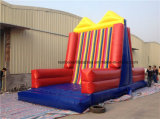 Hot Selling Infltable Climbings&Hook & Loop Wall Games (2 in 1 sports game)
