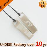 Cinecitta Promotional Logo Metal USB Flash Disk (YT-3295-03L1)