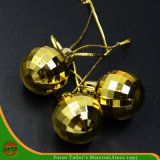 High Quality Christmas Assorted Plastic Hanging Ball (HANS-86#-70)