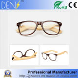 Anti - Radiation Color Film Bamboo Foot Sunglasses