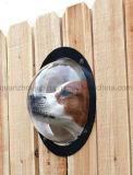 Custom Hot Sale Acrylic Dog Petpeek Fence Window