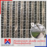 Length 10m~100m Fr Aluminum Shade Screen
