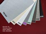 Window Blinds Fabric 5% Openness Foam Backing Window Sunscreen Roller Blind Fabric