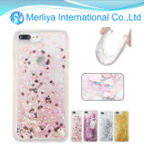 Glitter Quicksand Liquid Floating TPU Phone Case for iPhone7 7plus