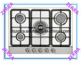 Home Kitchen Gas Stove with 5 Burners (JZS1010)