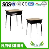 Single Student Desk and Chair/ School Classroom Furniture (SF-76S)