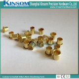 Small Brass Tubular Rivet Hollow End Metal Nails 3mm 4mm 9mm