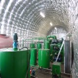 Used Lubricant Oil Recycling Machine Factory Oil Regeneration Plant Business