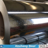 Zinc Coated Galvanized Steel Coil with Big, Regular, Small Spangle