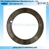 Machined Stainless Steel Casting Part Mining Ring