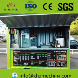 Container Cabin for Movable Ice Cream Shop