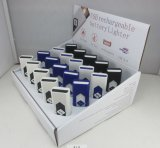 Display Box Packing Electronic Recharge Lighter