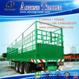 Fencing Semi Trailer/Cargo Transport Stake Semi Truck Trailer
