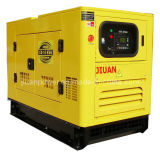 Cdp15kVA Generator with UK Engine Diesel Portable Generator