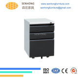 High Quality 3 Drawer Mobile Pedestal/Movable File Cabinet