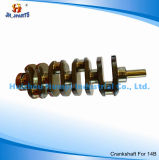 Auto Parts Crankshaft for Toyota 14b 13401-58030 13401-58021 13401-58050 13411-58050