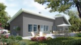 Australia Standard Modular Luxury Prefabricated Steel Frame Houses/Villa